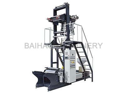 HDPE LDPE FILM BLOWING MACHINE
