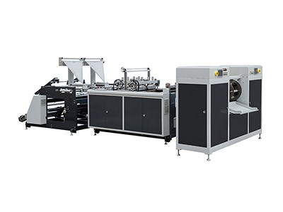 BL760VV2-AR Double lines high speed bag on roll making machine (coreless)